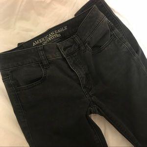American eagle black jeans 🎀